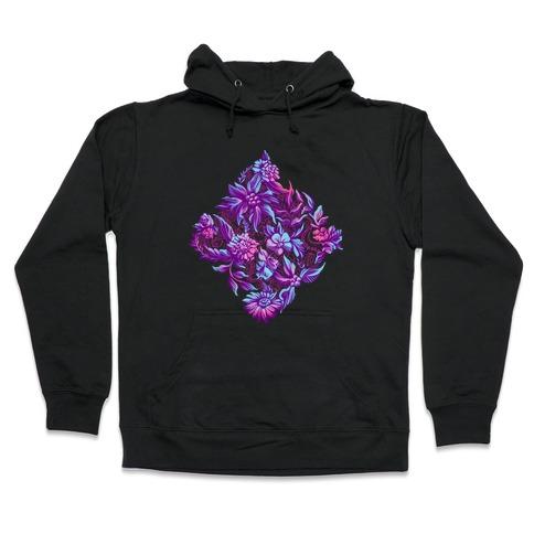 Garden Of Secret Horrors Hooded Sweatshirt