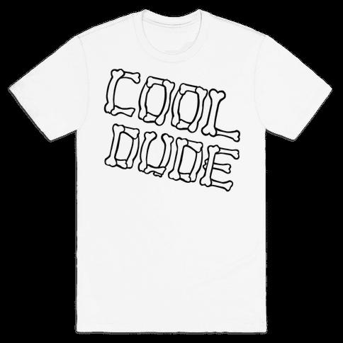 Cool Dude Mens T-Shirt
