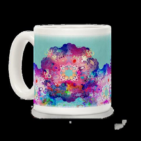 Zen Mandala Coffee Mug
