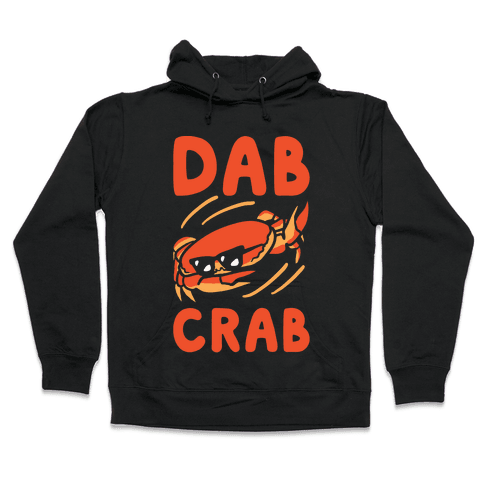 Dab Crab Hooded Sweatshirt