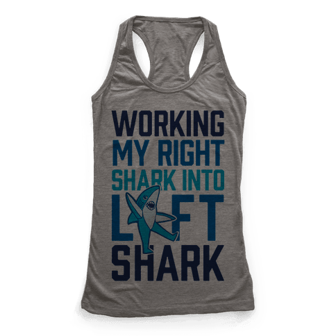 Working My Right Shark Into Left Shark