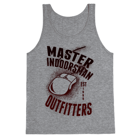 Master Indoorsman Outfitters Tank Top