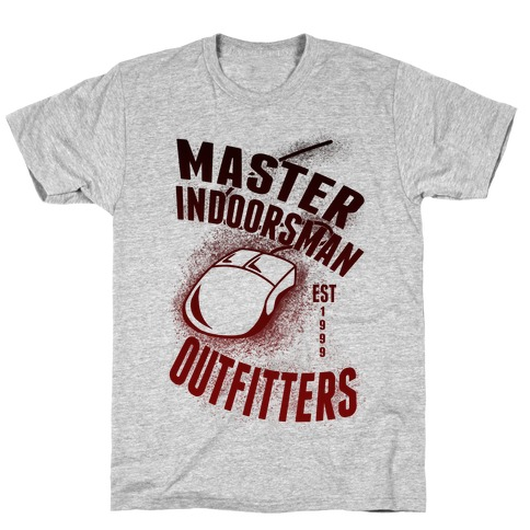 Master Indoorsman Outfitters T-Shirt
