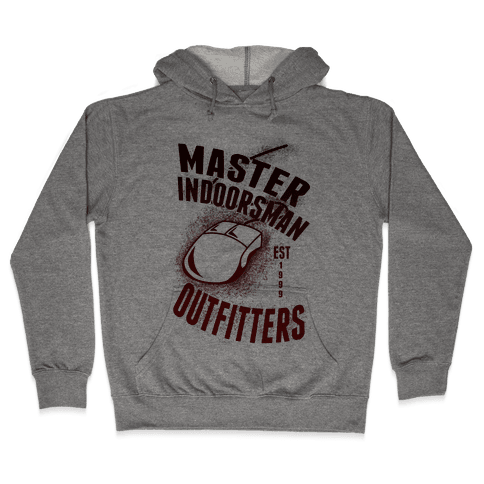 Master Indoorsman Outfitters Hooded Sweatshirt