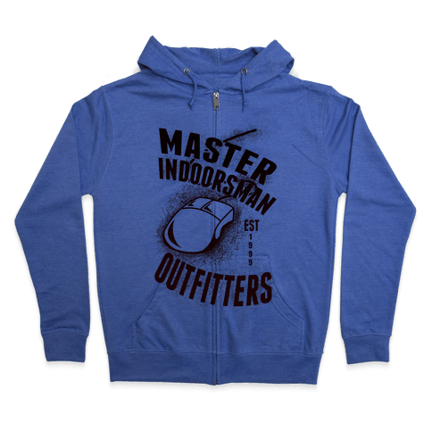 Master Indoorsman Outfitters Zip Hoodie