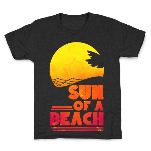 Sun of a Beach Kids T-Shirt