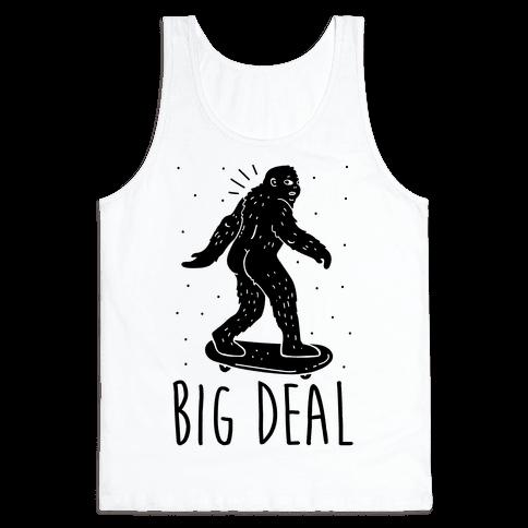 Big Deal Bigfoot Tank Top