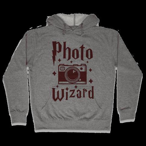Photo Wizard Hooded Sweatshirt