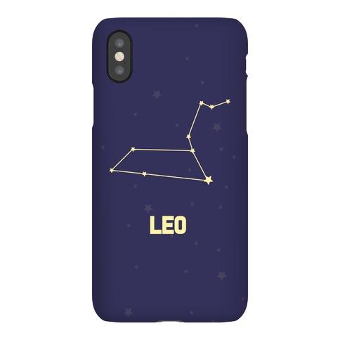Leo Horoscope Sign Phone Case