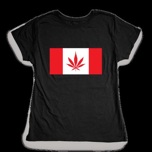Oh Cannaba Womens T-Shirt
