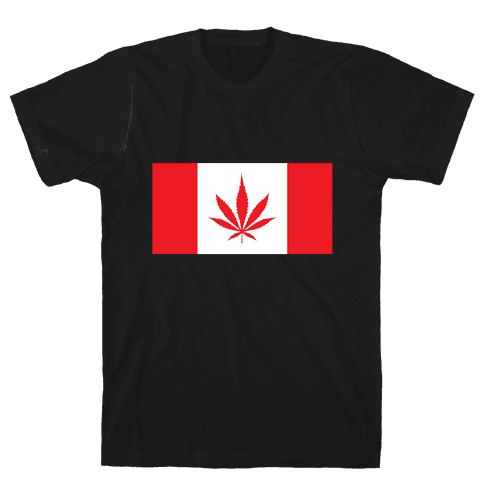 Oh Cannaba Mens T-Shirt
