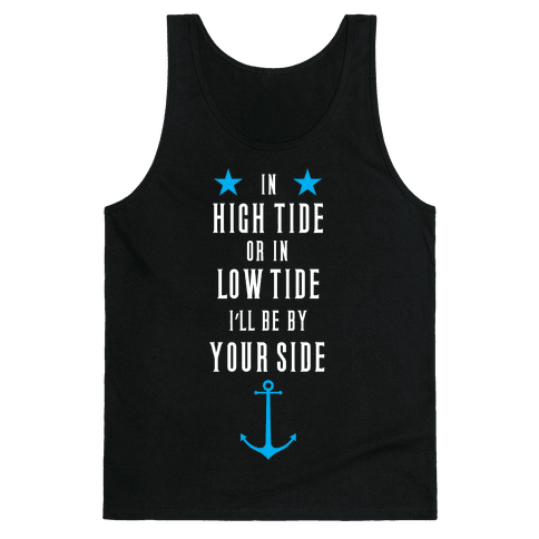 I'll Be By Your Side Tank Top