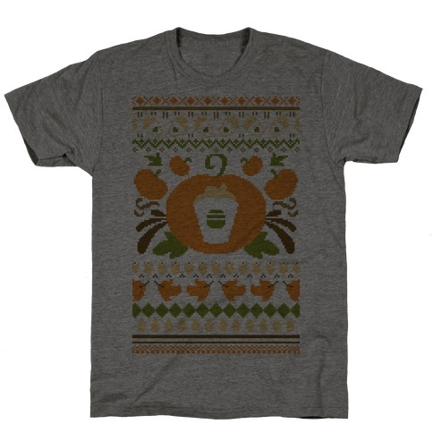 Ugly Pumpkin Spice Sweater T-Shirt