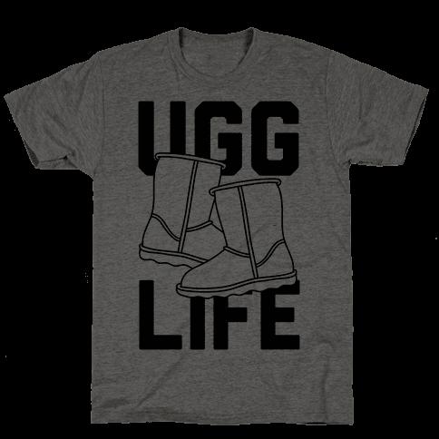 Ugg Life Mens T-Shirt