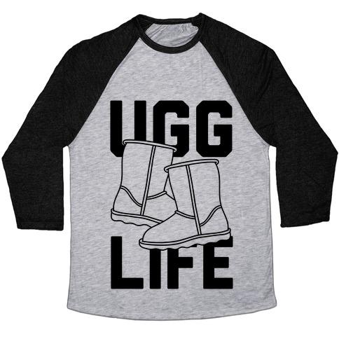Ugg Life Baseball Tee