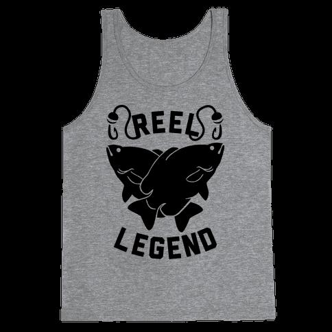 Reel Legend Tank Top