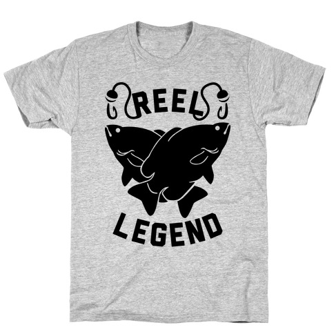 Reel Legend Mens T-Shirt