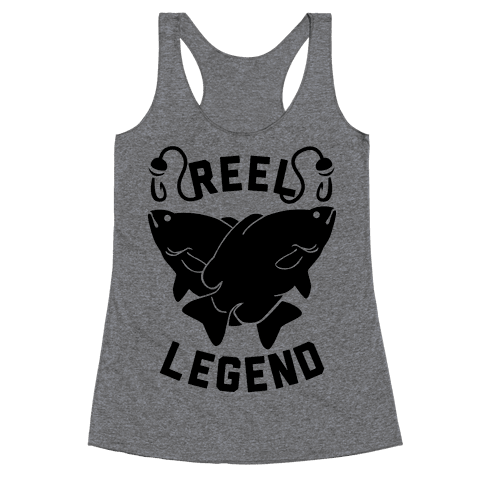 Reel Legend Racerback Tank Top