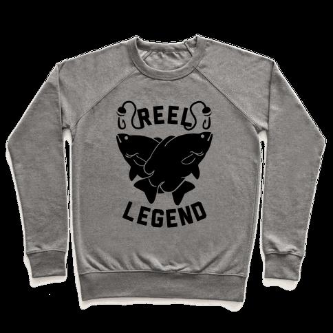 Reel Legend Pullover
