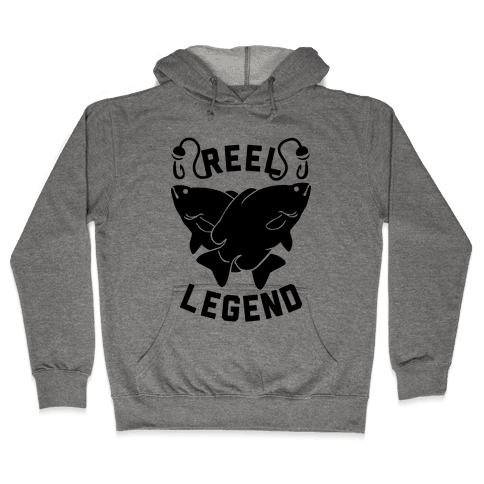 Reel Legend Hooded Sweatshirt