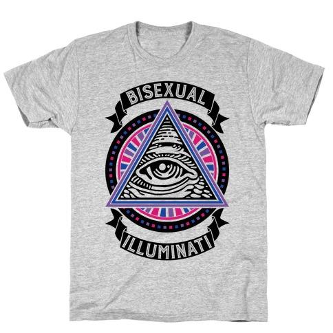 Bisexual Illuminati T-Shirt
