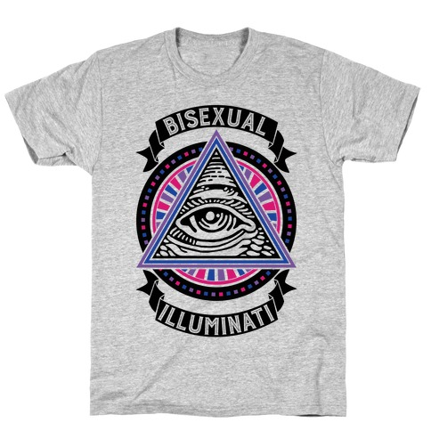 Bisexual Illuminati T-Shirt
