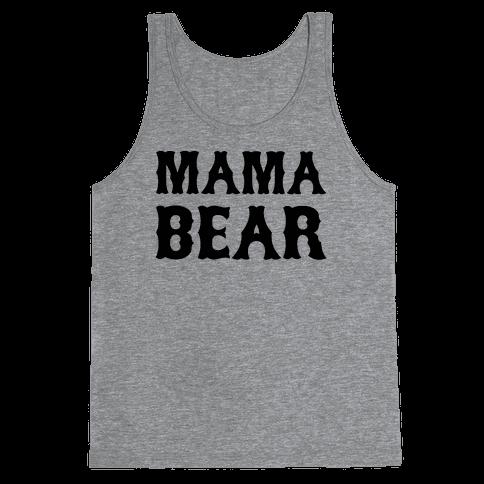 Mama Bear Tank Top