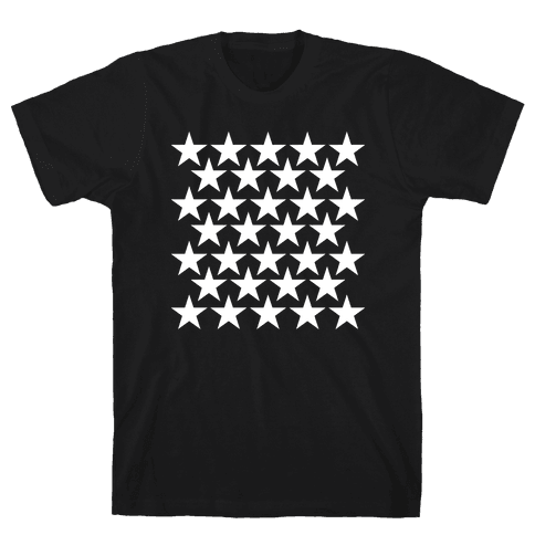 Field of Stars Mens T-Shirt