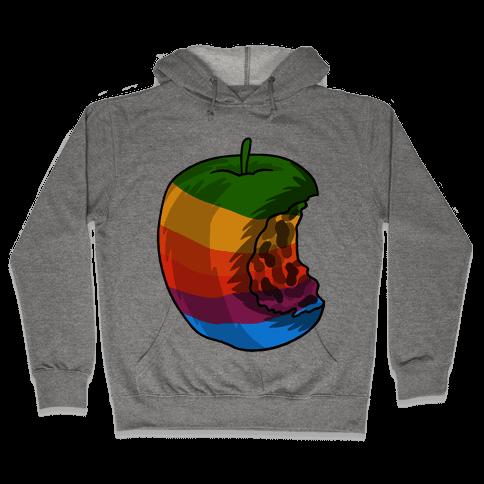 ROTTEN APPLE Hooded Sweatshirt