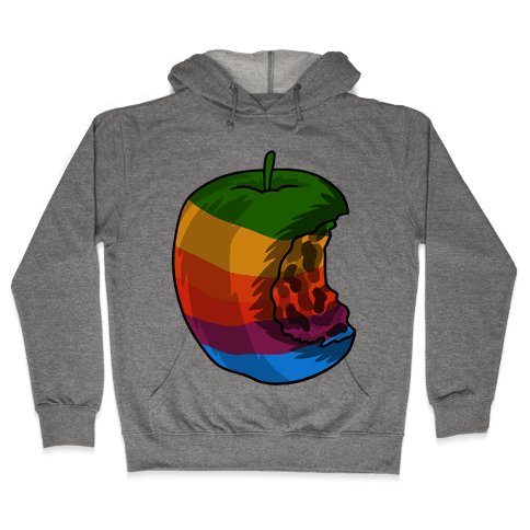 ROTTEN APPLE Hooded Sweatshirt