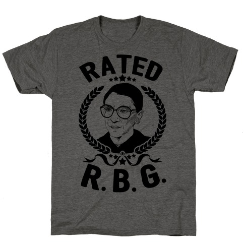 Rated R.B.G. T-Shirt