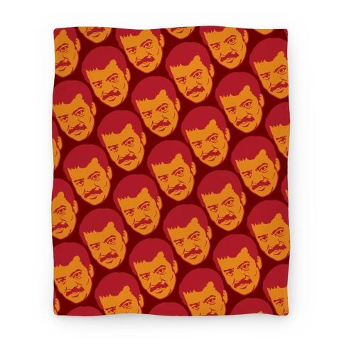 Tyson Pattern Blanket Blanket