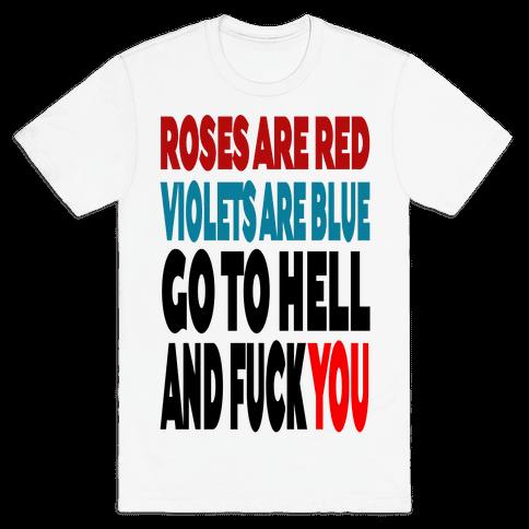 A Bitter Poem Mens T-Shirt
