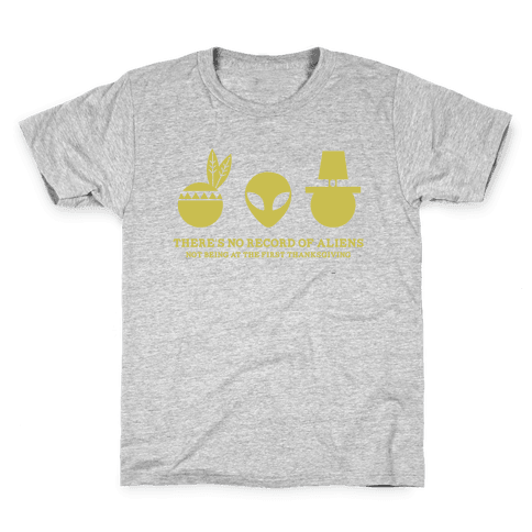 Alien influence Kids T-Shirt
