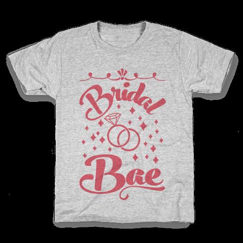 Bridal Bae Kids T-Shirt