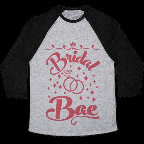 Bridal Bae Baseball Tee
