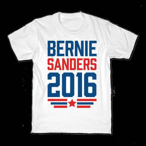 Bernie Sanders 2016 Kids T-Shirt