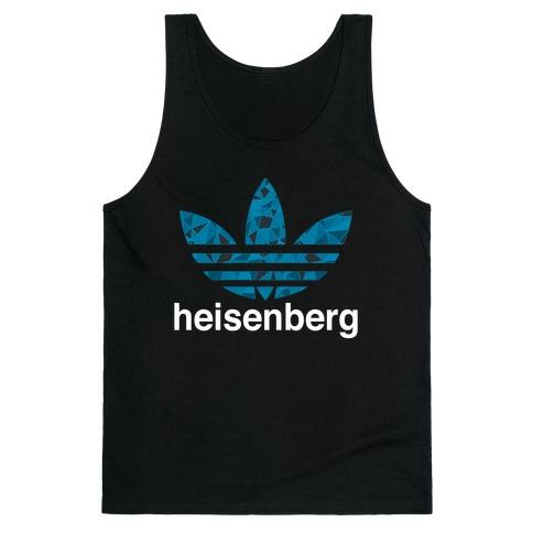 Heisenberg Sportswear Tank Top