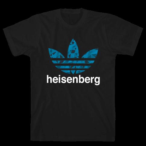 Heisenberg Sportswear Mens T-Shirt