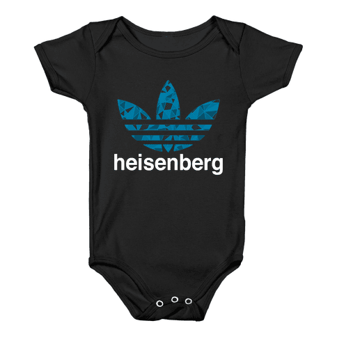 Heisenberg Sportswear Baby Onesy