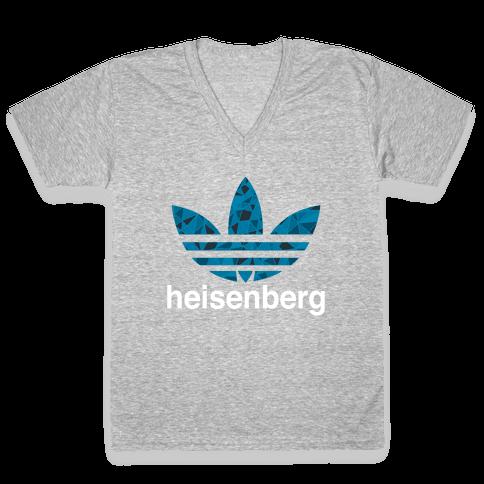Heisenberg Sportswear V-Neck Tee Shirt