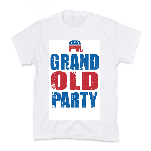 The Grand Old Party Kids T-Shirt