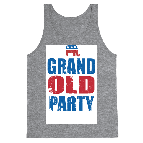 The Grand Old Party Tank Top