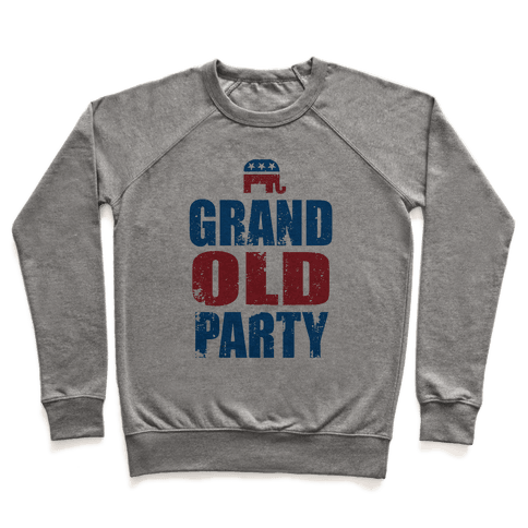 The Grand Old Party Pullover