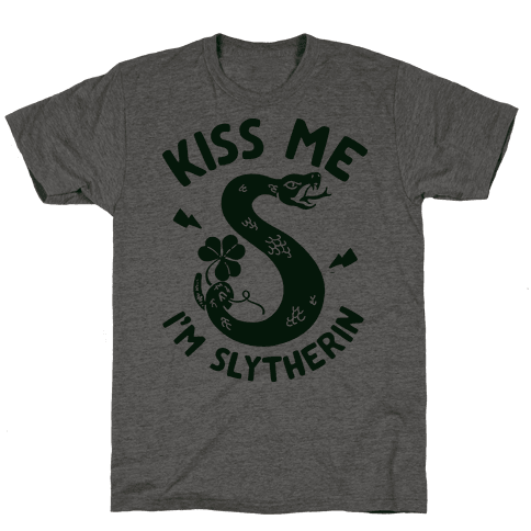 Kiss Me I'm Slytherin