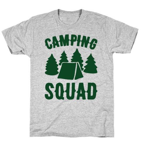 Camping Squad T-Shirt