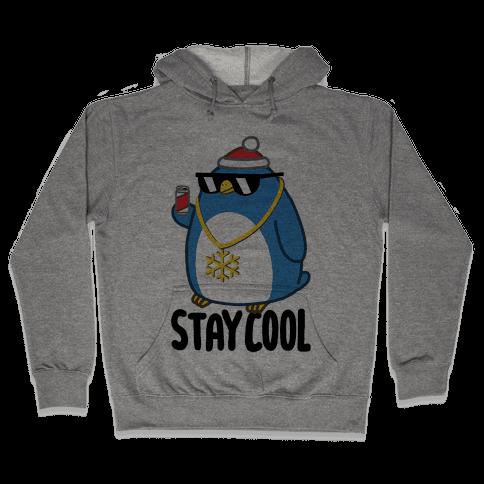 Stay Cool Hooded Sweatshirt