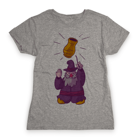 The Wizard Of Vase Womens T-Shirt