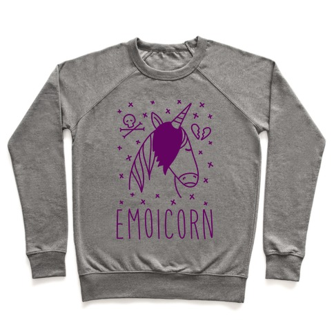 Emoicorn Pullover