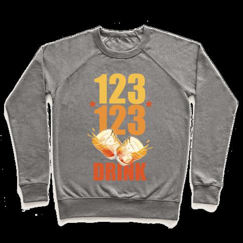 123 123 Drink Pullover